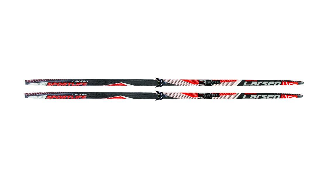 Беговые лыжи без палок Larsen Sport Life