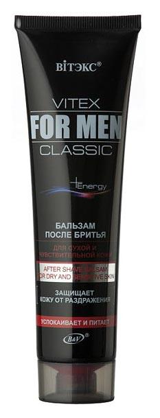 Бальзам после бритья Vitex For Men Classic