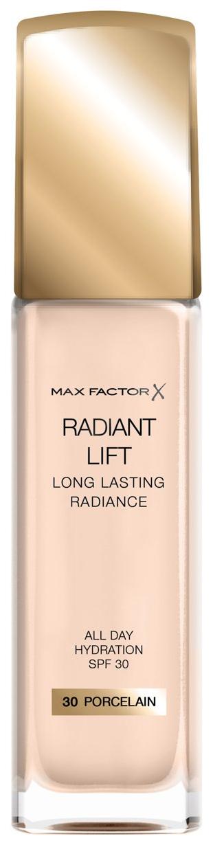 Тональный крем Max Factor Radiant Lift Foundation 30 Porcelain 30 мл