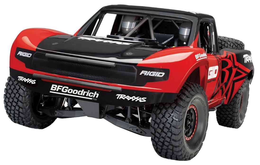 Купить Радиоуправляемая машина TRAXXAS Unlimited Desert Racer 4WD,
