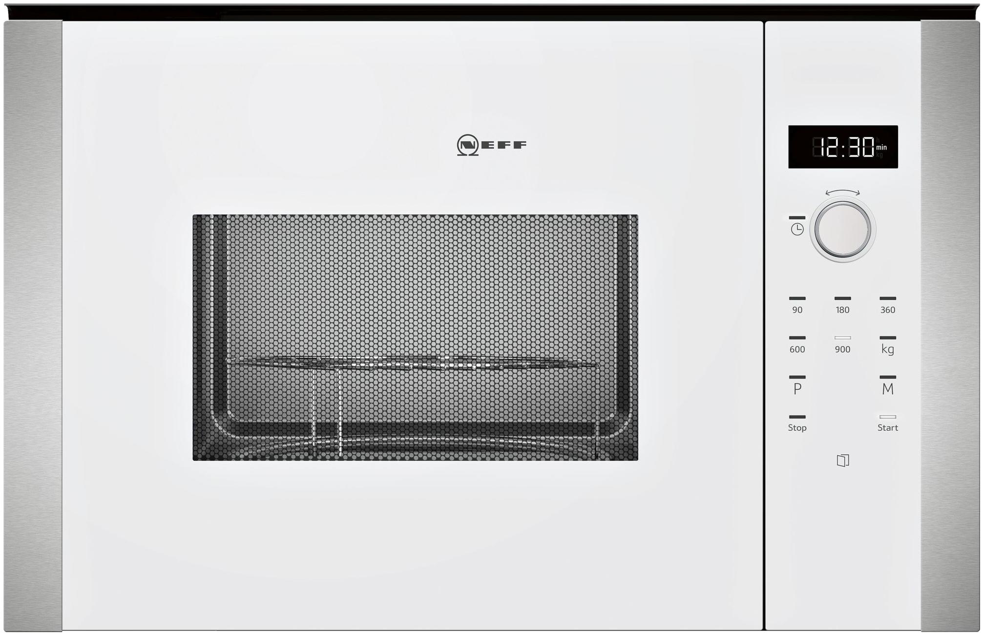 Микроволновая печь соло Neff HLAWD53W0