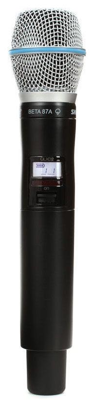 Микрофон Shure QLXD2/B87A P51 для радиосистем