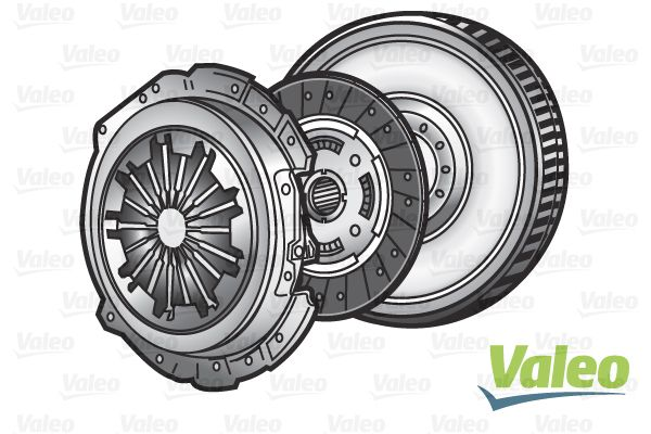Комплект многодискового сцепления Valeo 835152