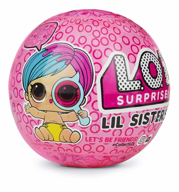Купить Кукла L.O.L. Surprise 2 волна Сестрички Декодер 552161, LOL Surprise, Куклы LOL