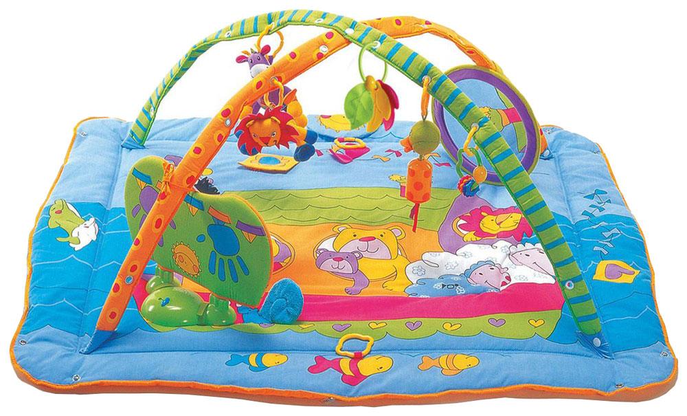 Развивающий коврик Tiny Love Зоосад 0128002