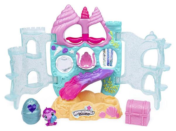 Игровой набор Hatchimals 6045505 Хэтчималс Коралловый дворец фото