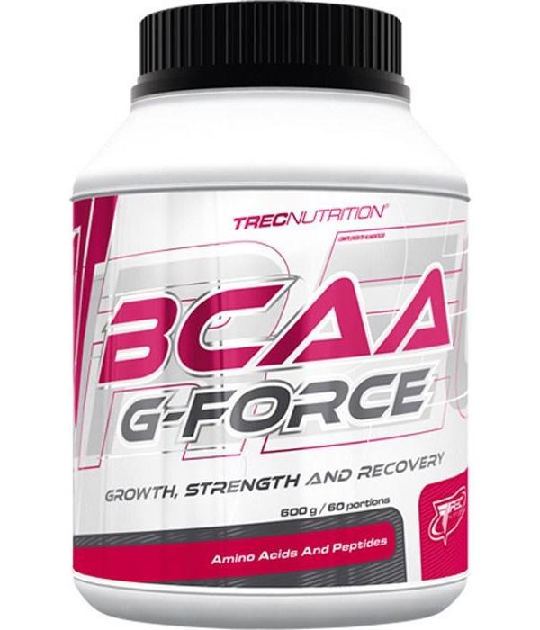 Trec Nutrition BCAA G-Force 600 г апельсин фото
