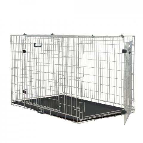 Клетка для собак Rosewood 52x76x58см, количество дверей
