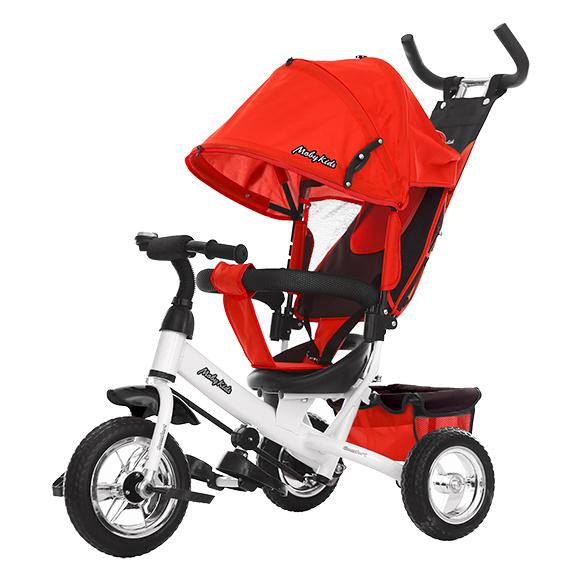 Велосипед трехколесный Comfort красный 641219