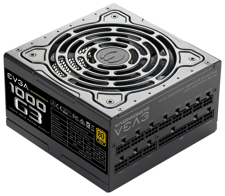 Блок питания компьютера EVGA SuperNOVA 220