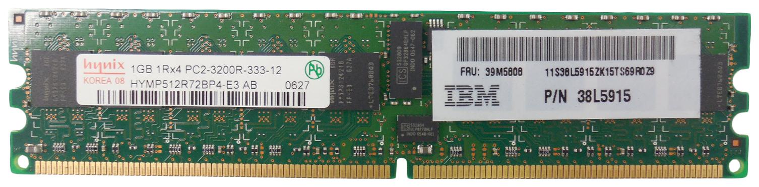 Оперативная память Hynix HYMP512R72BP4-E3.