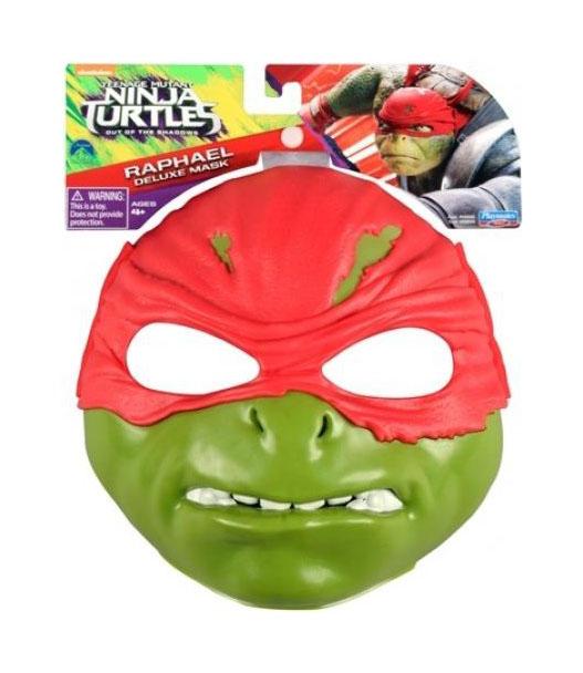 Маска Teenage Mutant Ninja Turtles Черепашки ниндзя Рафаэль Movie Line фото
