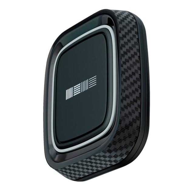Держатель для телефона InterStep 50126892 магнитный на панель 3М,Black/Carbon