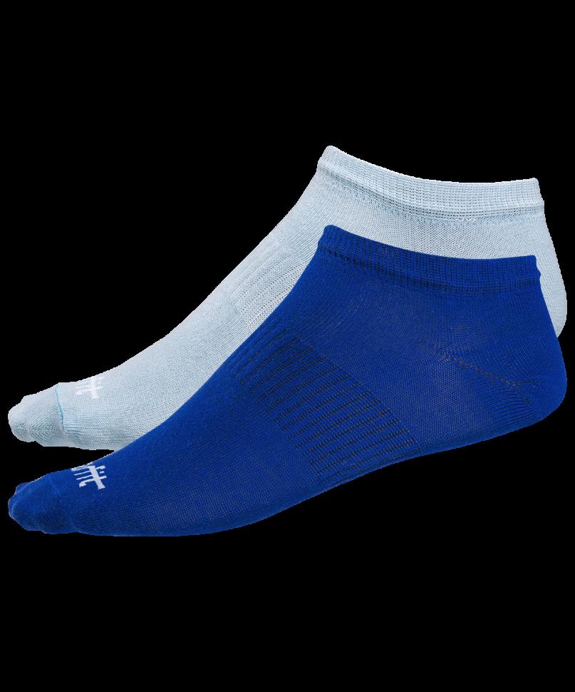 Носки StarFit SW 205, ультрамарин/небесно голубые,