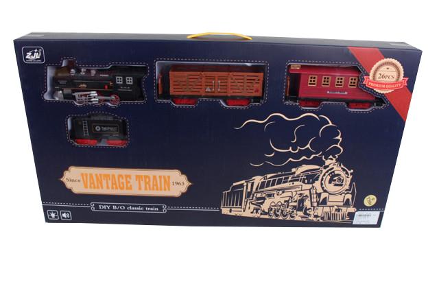 Железная дорога на батарейках SHANTOU JB400853