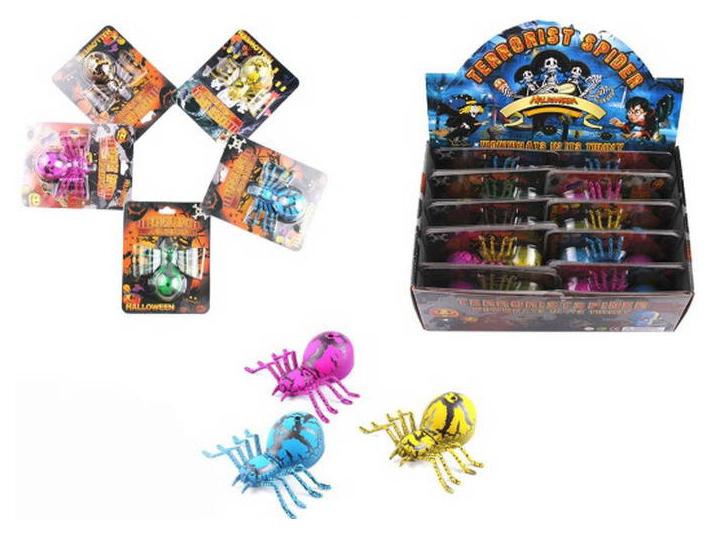Купить Фигурка Junfa Toys Паук растущий в воде 050-5, Игровые наборы