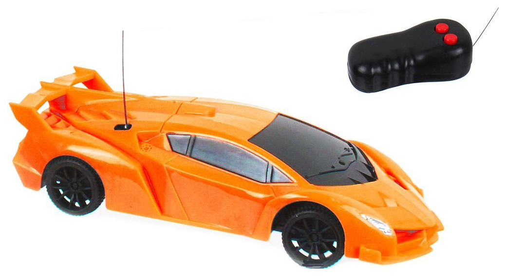 Радиоуправляемая машинка 1 Toy Спортавто Т13817 Оранжевый