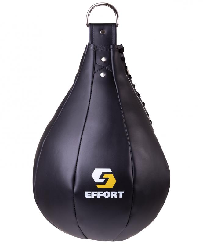 Груша боксерская Effort E523, кожзам, 16