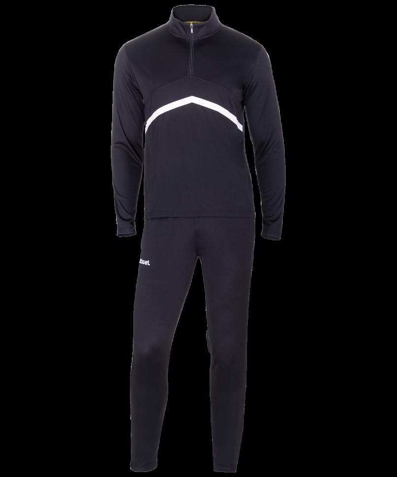 Спортивный костюм Jogel JPS 4301 061, черный/белый,