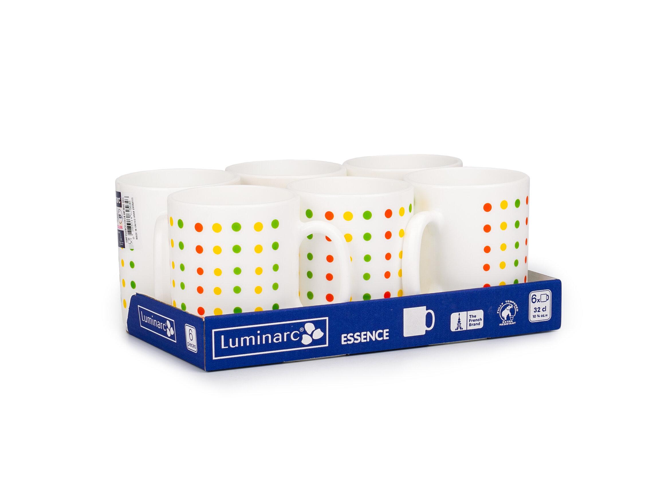 Кружка Luminarc N2750 320 мл 6 шт