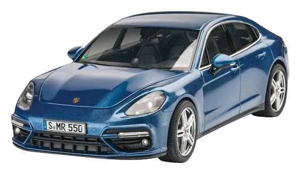 Купить Модель для сборки REVELL автомобиль PORSCHE PANAMERA TURBO REV67034, Модели для сборки