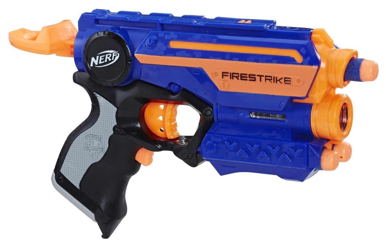 NERF  N-STRIKE ELITE FIRESTRIKE 53378EU4