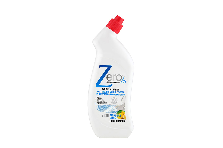 Чистящее средство для унитаза Zero морская соль