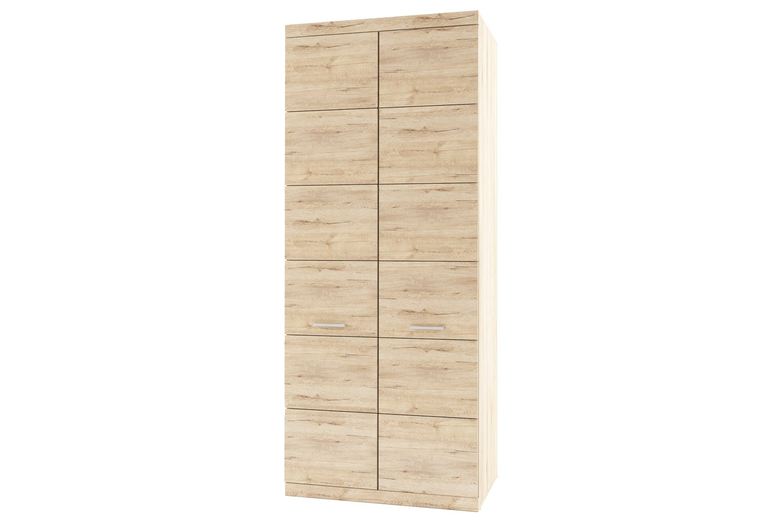 Платяной шкаф Hoff 80272973 90х57,6х217,3, дуб санремо