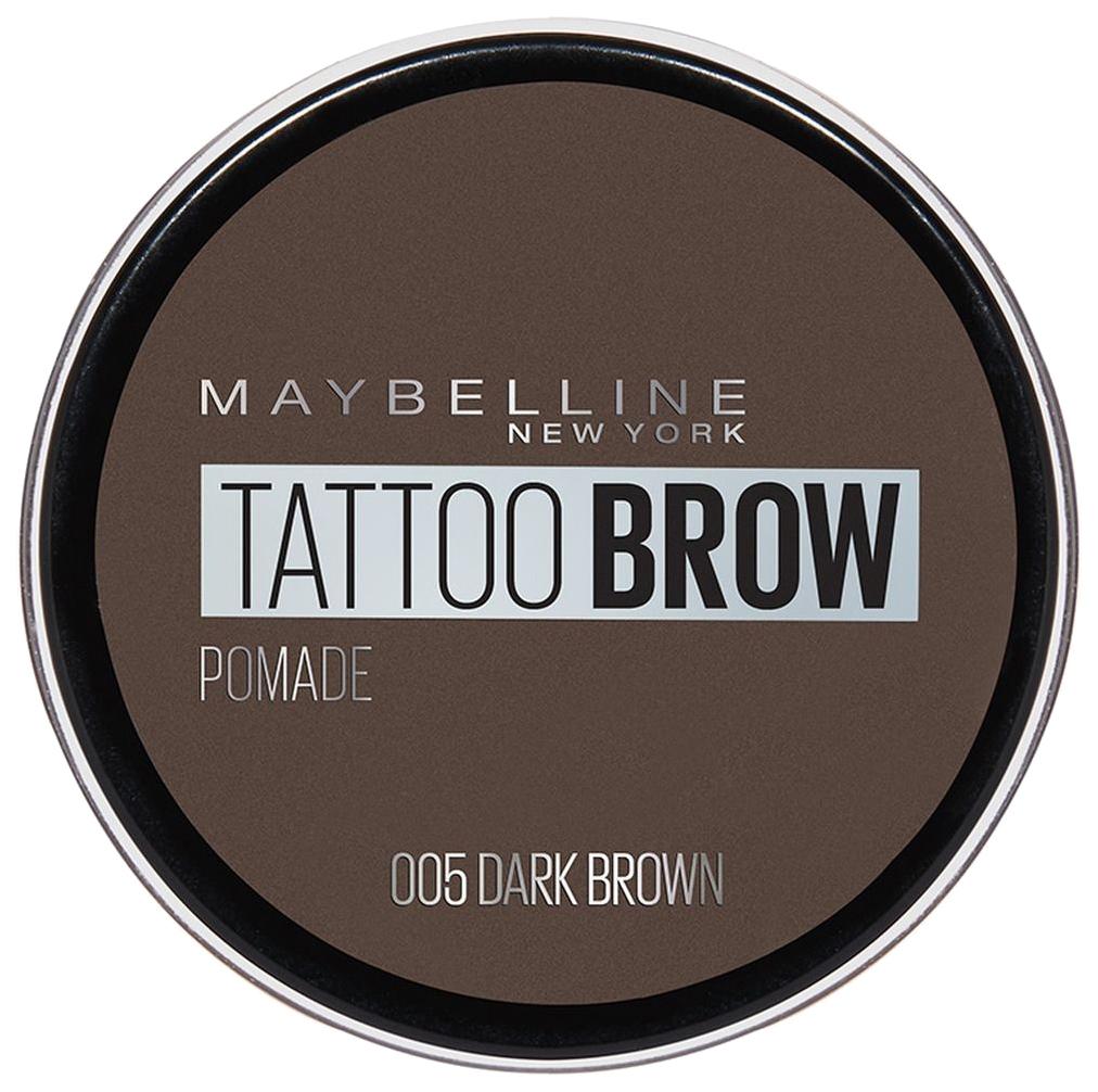 Помада для бровей Maybelline Brow Pomade 005 Dark