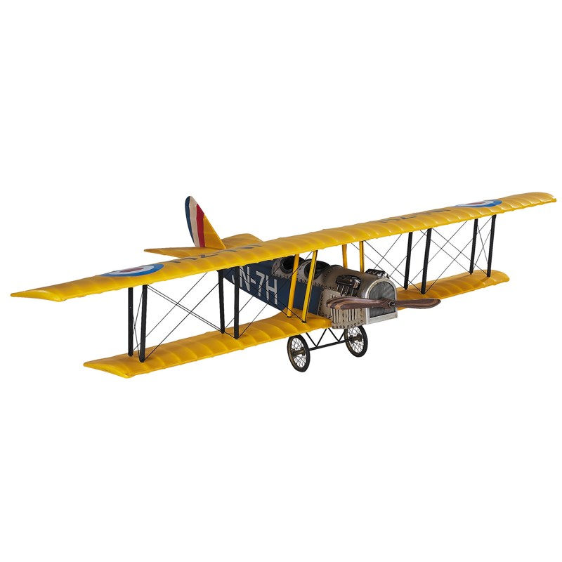 Самолет Authentic Models Jenny JN 7H Branstormer/AP401