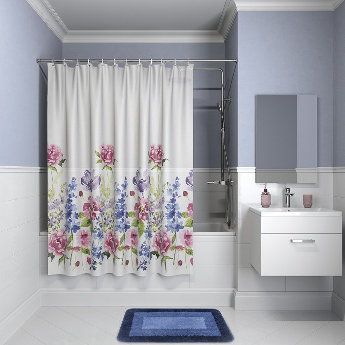 Штора для ванной комнаты IDDIS Promo P06PV11i11