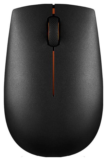 Беспроводная мышь Lenovo 300 Black (GX30K79401)