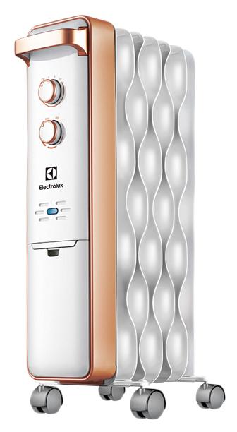 Масляный радиатор Electrolux Wave EOH/M 9157 золотистый