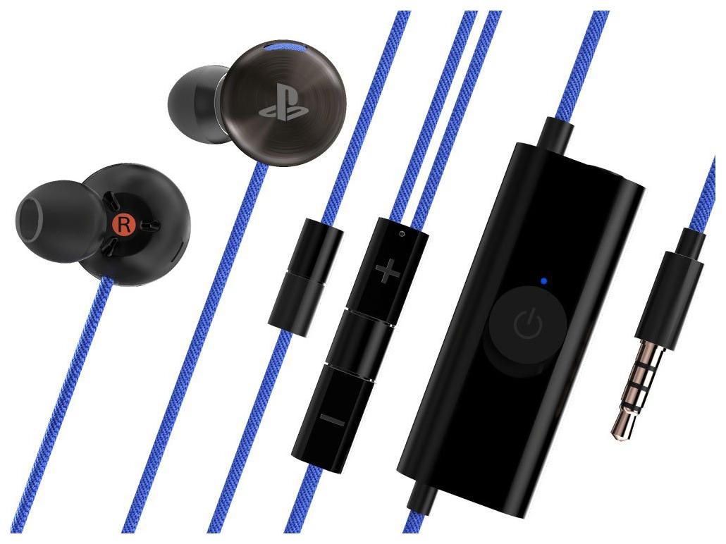 Гарнитура проводная PlayStation 4 SLEH-00305 Sony