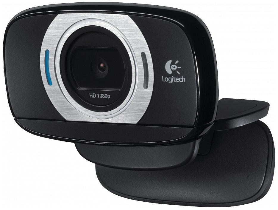 Web камера Logitech HD Webcam C615