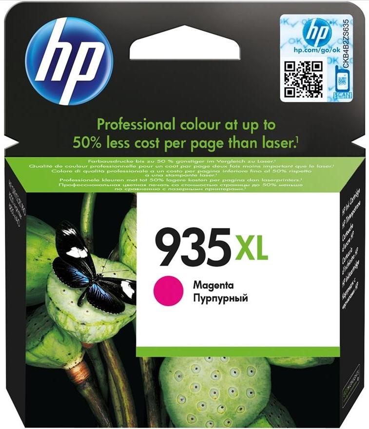 Картридж для струйного принтера HP 935XL Magenta (C2P25AE) фото
