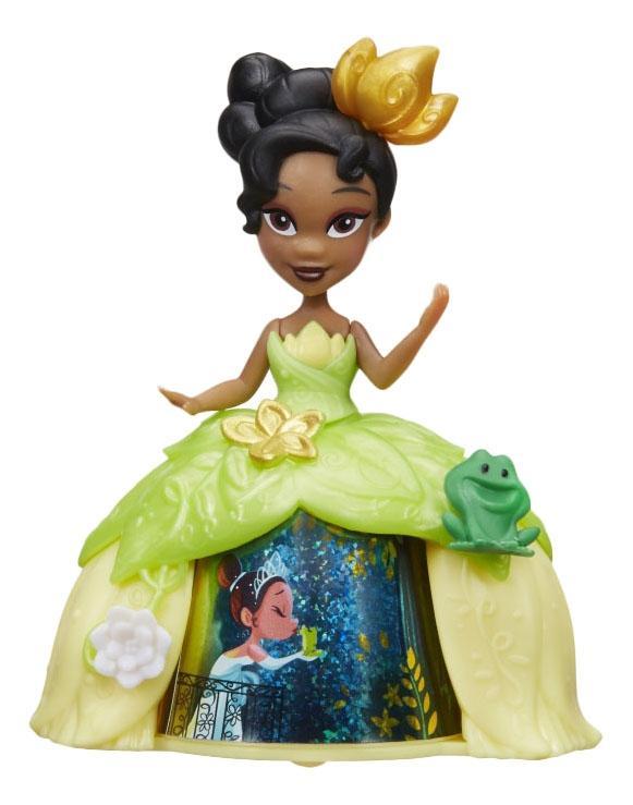 Купить Cinderella, Маленькая кукла Disney Принцесса в платье с волшебной юбкой b8962, Hasbro, Классические куклы