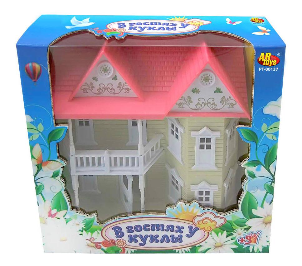 Купить В гостях у куклы, Дом в гостях у куклы ABtoys pt-0013708008a-1,