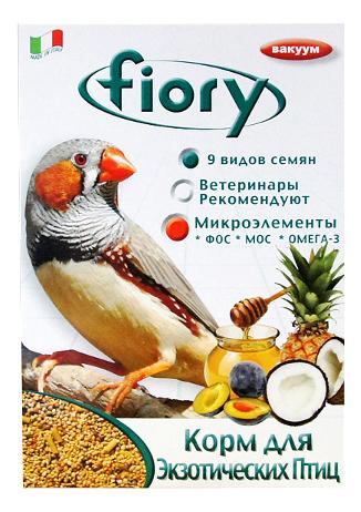 Основной корм FIORY для экзотических птиц