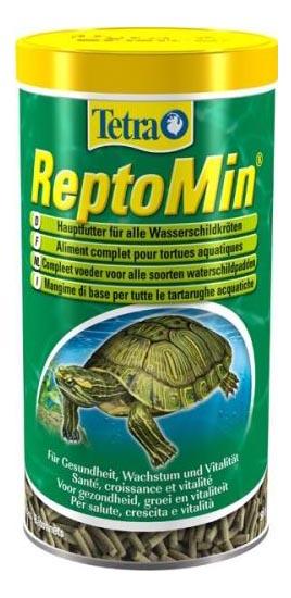 Корм для рептилий Tetra ReptoMin Sticks