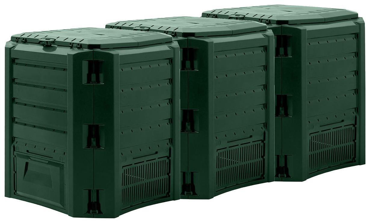 Компостер Prosperplast Module 1200л зеленый (IKSM1200Z G851)