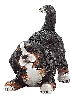 Купить Бернский зенненхунд щенок, Фигурка животного Schleich Бернский зенненхунд, щенок, Фигурки животных