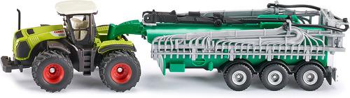 Купить Модель Siku Трактор с вакуумным баком 1827, Строительная техника