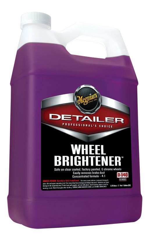 Средство для чистки колёсных дисков Wheel Brightener
