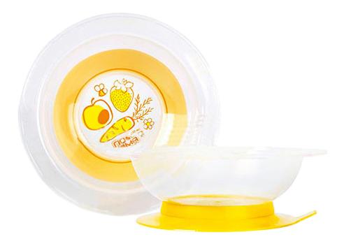 Купить 3615, Тарелка детская ПОМА Большая на присоске 240 мл, Пома, Детские тарелки