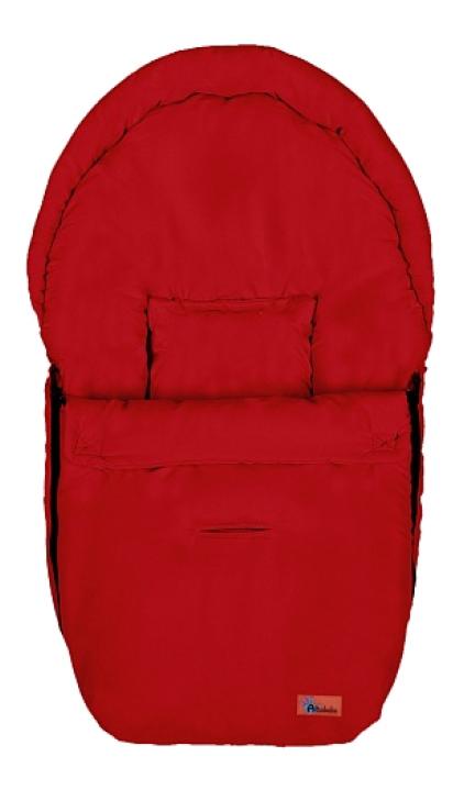 Конверт-трансформер для детской коляски Altabebe AL2610 Microfibre Red