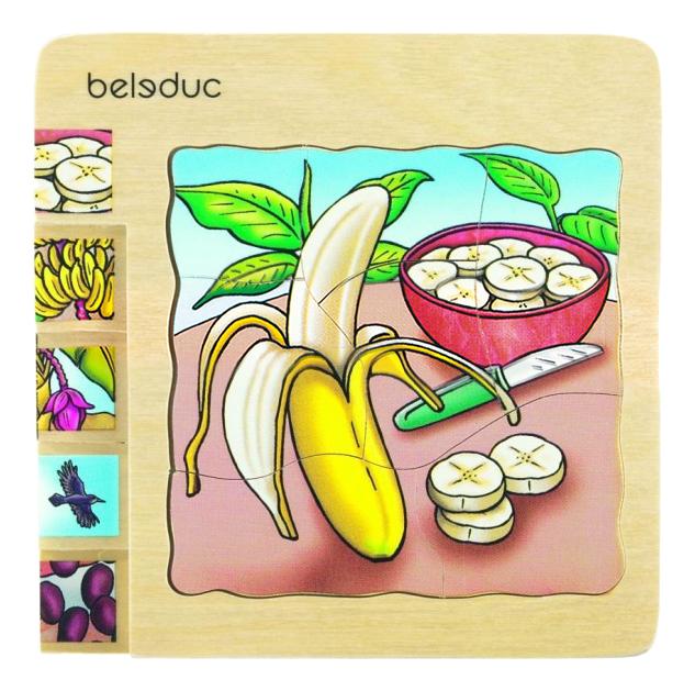 Пазл beleduc Банан