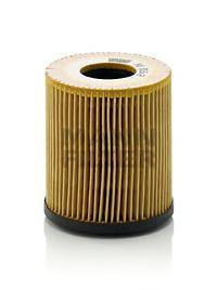 Фильтрующий элемент масляного фильтра MANN-FILTER HU816/2X