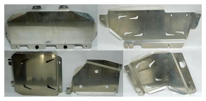Защита картера, Защита КПП АВС-Дизайн для Jeep (04.20ABC)