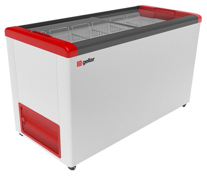 Морозильный ларь Frostor FG 500 C White/Red